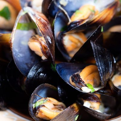 The Health Benefits of Mussels