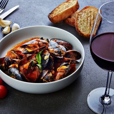 Pairing the best wine with mussels