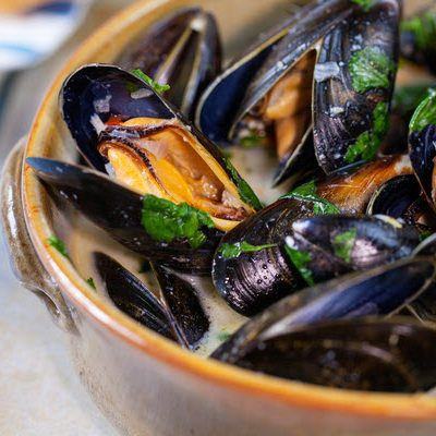 Why mussels are the perfect winter meal