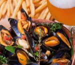 Mussels with Pale Ale and Thyme